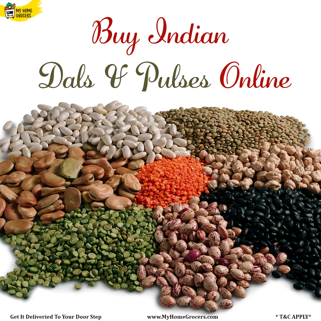 Buy Indian Dals & Pulses Online Fort Worth,Texas -