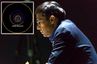 Planet Vishyanand, A Recognition to Viswanathan Anand