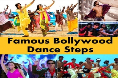 10 Vintage Signature Steps Of Our Bollywood Stars!