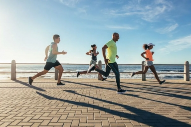 Exercising may not prevent COVID-19 stress: Study