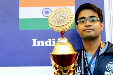 16-Year-Old Iniyan Panneerselvam Of Tamil Nadu Becomes India's 61st Chess Grandmaster