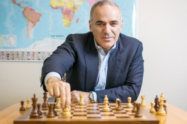 Former Champion Kasparov to Make One-time Return from Retirement