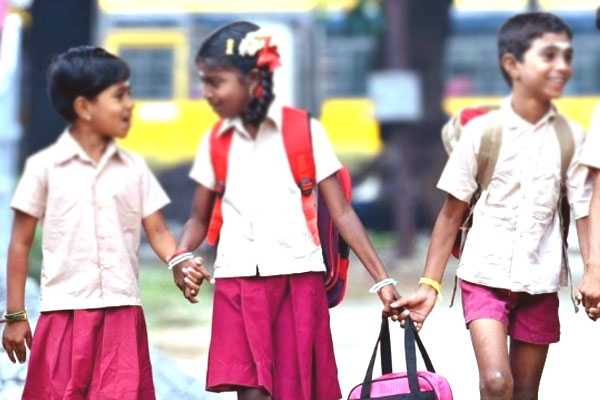 60% of Indian Children go to School on Foot: Survey